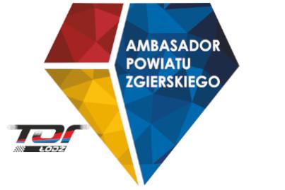 Tor Łódź Ambasadorem Powiatu Zgierskiego