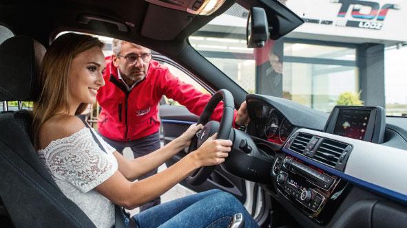 szkolenie techniki jazdy