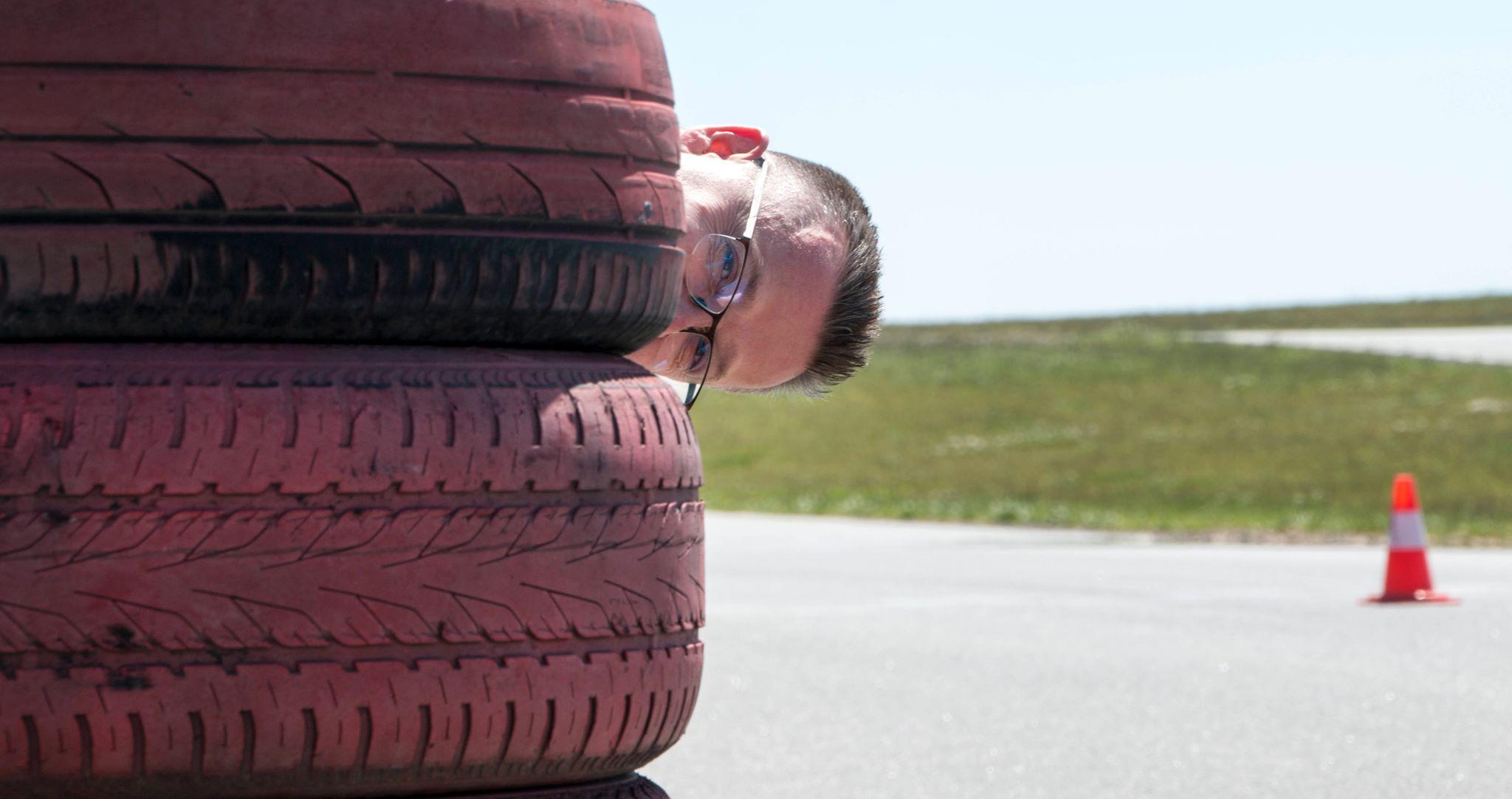 szkolenie bezpiecznej jazdy i konkurs